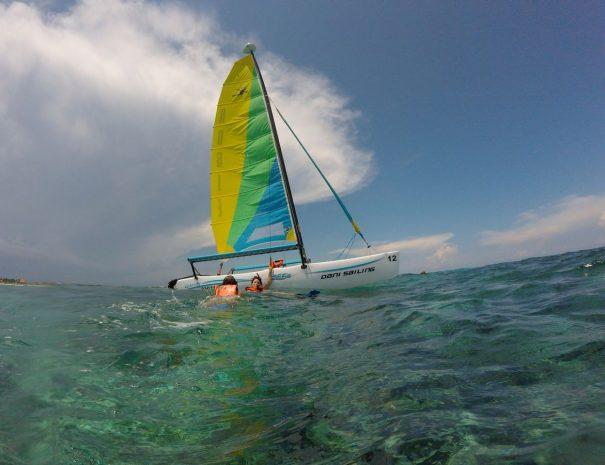 Catamarán 2